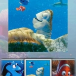 Finding Nemo Puzzle : JigSaw