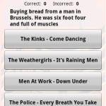 Song Lyrics Trivia  1980s