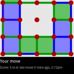 Dots & Boxes Phone-to-Phone