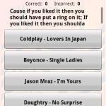 Song Lyrics Trivia  2000s