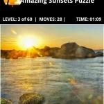 Amazing Sunsets Puzzle