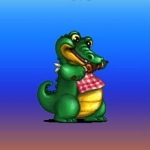 Virtual Crocodile web