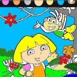 Kids Coloring Game