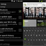 New Android Market 3.3.11 Released Adds auto-download, update over WiFi-only options